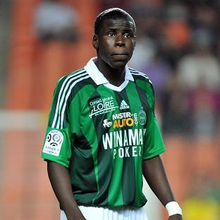 Kurt Zouma impressed Chelsea with his performances for St Etienne