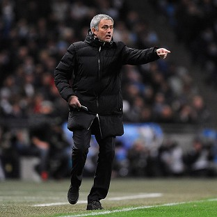Jose Mourinho believes Chelsea are still short of being