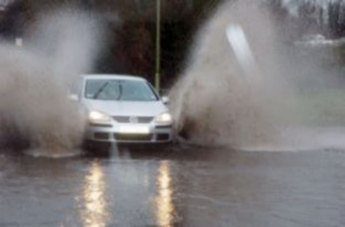 Sutton has 2,344 homes at risk of flooding