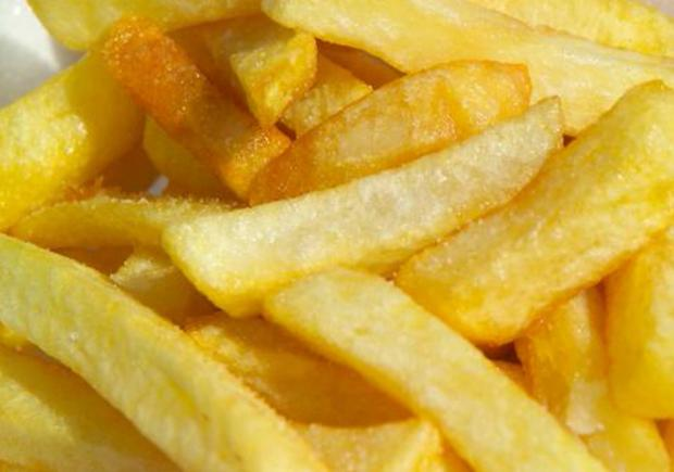 Sutton Guardian: Chips are firmly off the menu in this contest