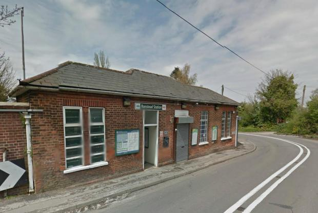 Banstead Station. (Picture: Google)