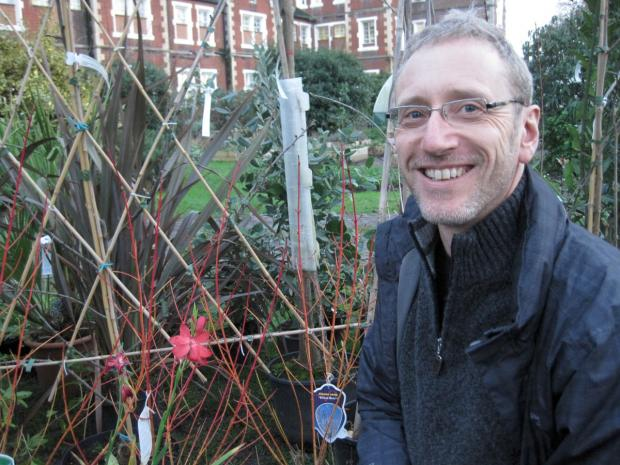 Sutton Guardian: Colin Parbery gives his tips on how to protect your garden