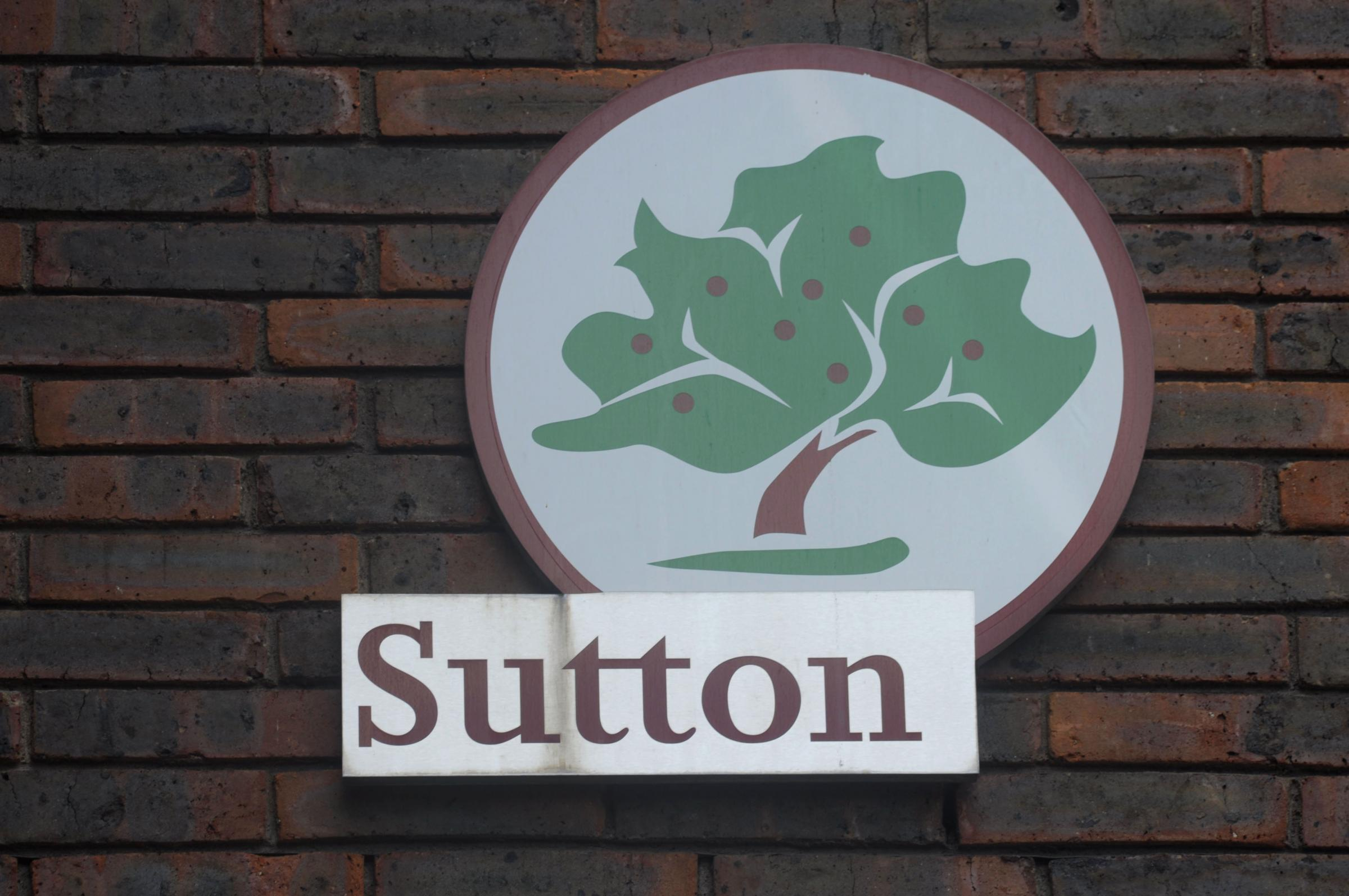 Fight back: Sutton Council wants the public to r