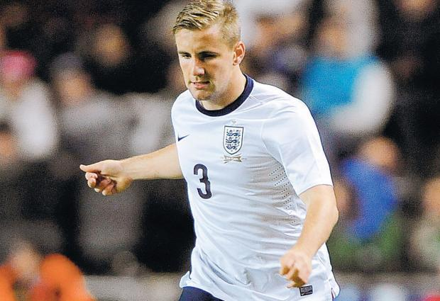 Sutton Guardian: LUKE SHAW: Has he played his way into World Cup contention?