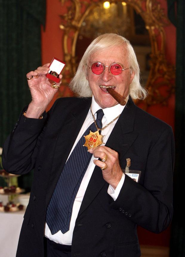 Sutton Guardian: Jimmy Savile is thought to have abused hundreds of children