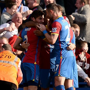 Crystal Palace's taste sweet victory over Chelsea thanks to Terry's own goal