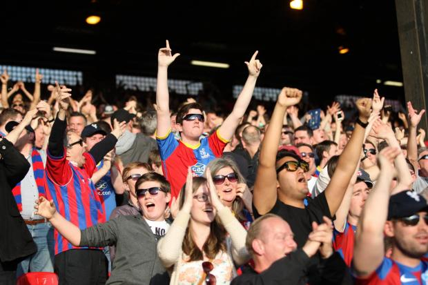 Sutton Guardian: Palace fans are so close to another season of Premier League football.