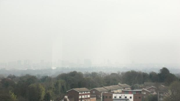 Sutton Guardian: Public Health England said 247 Croydon and Sutton deaths can be blamed on pollution