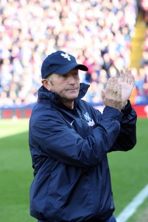 Pulis speaks of Crystal Palace pride after safety all but guaranteed by Everton win