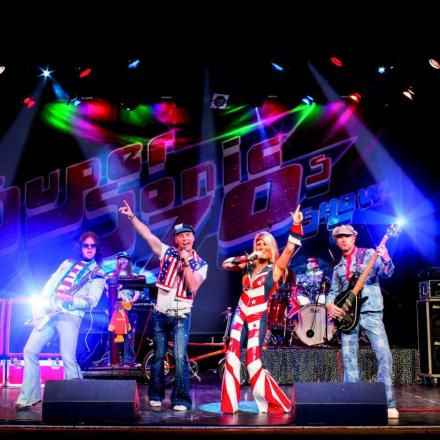 The Supersonic 70s Show is coming to Sutton's Secombe Theatre