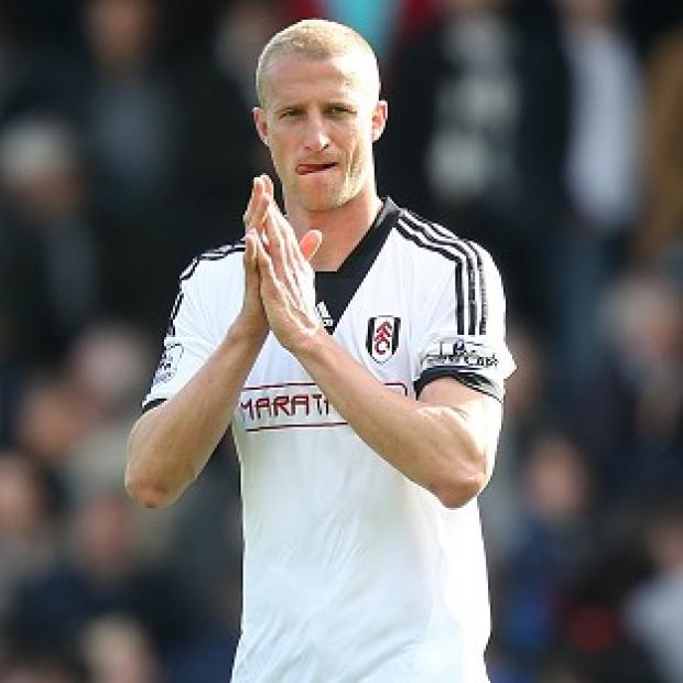 Sutton Guardian: Brede Hangeland believes Fulham need to win their two remaining fixtures to stay in the Barclays Premier League