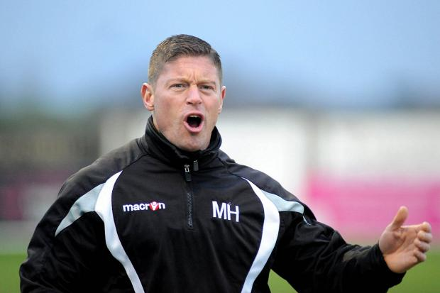 Driving a hard bargain: Walton Casuals boss Mark Hams