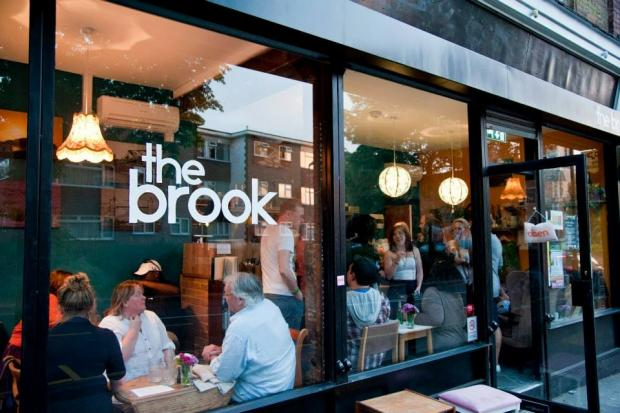 Open for business: The Brook's cinema will host its first screenings on May 26