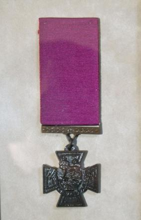 Military honour: The Victoria Cross