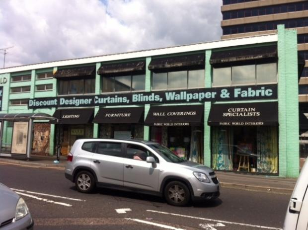 Material world: The fabric shop has served generations of Sutton families