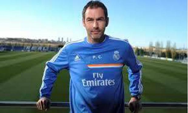 Sutton Guardian: On the big stage: Former Banstead Athletic man Paul Clement will be in the dug-out for the all-Madrid Champions League final this weekend