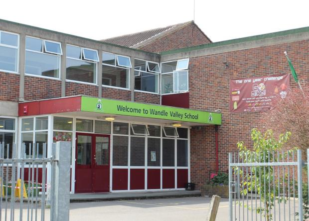 Wandle Valley School in Carshalton