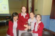 Seaton House - winners Top of the Form 2014