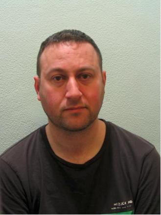 Paul Cannon who was jailed today for
