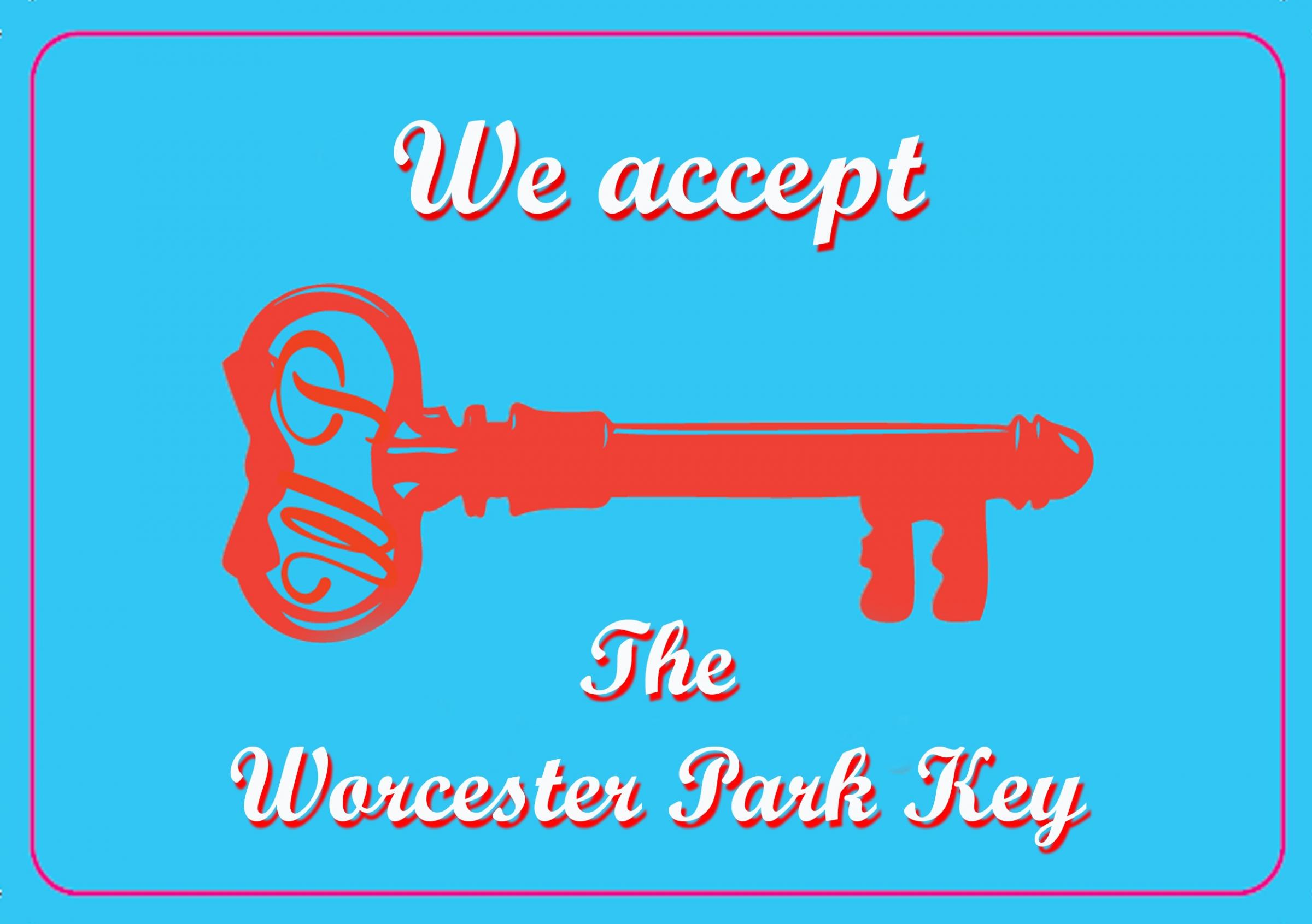 Loyalty card: The Worcester Park Key will save customers money if they shop local