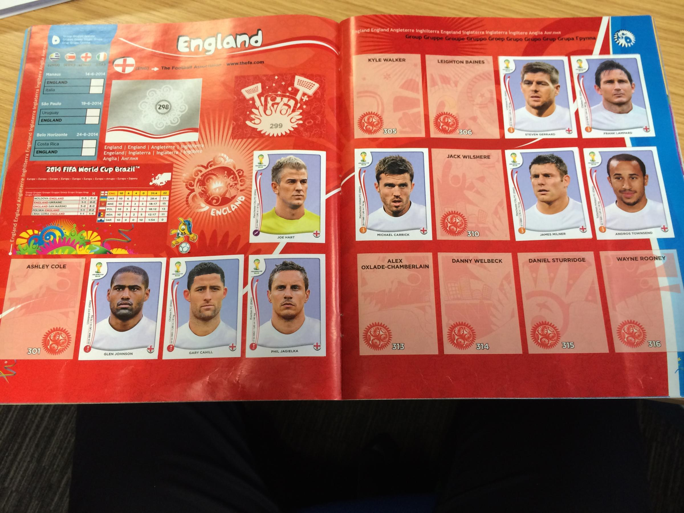 Many school children around the country have been told by their schools they cannot trade collectible World Cup football stickers.