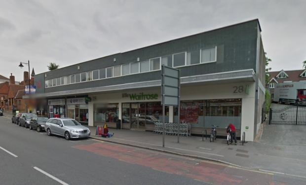 Sutton Guardian: Waitrose in The Broadway, Cheam (Picture: Google)