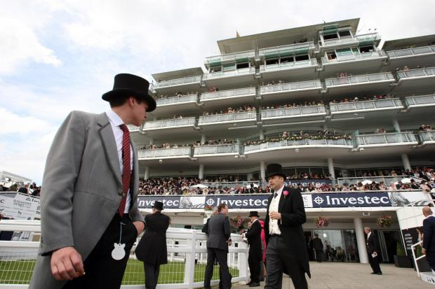 Sutton Guardian: The Derby is the world's most famous flat-race