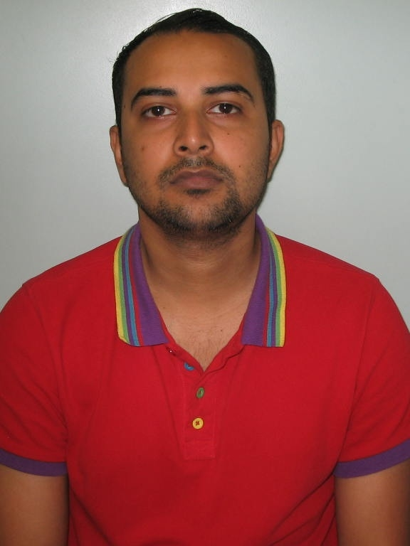 Jailed: Hassain