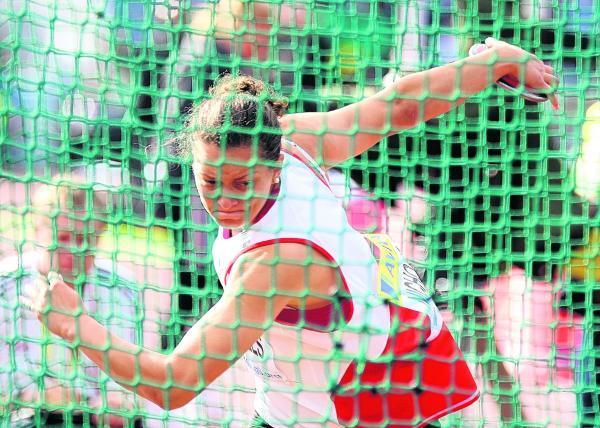 Sutton Guardian: Room for improvement: Jade Lally remains confident ahead of the Commonwealth Games despite a below-par showing in the British Championships