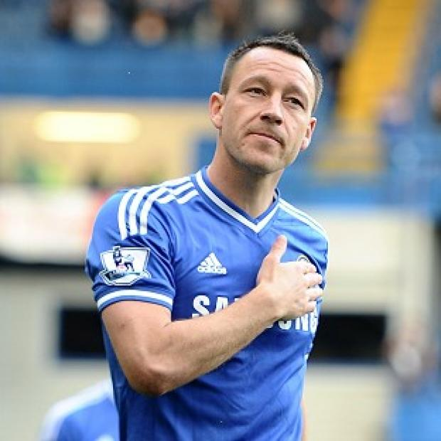 "Sutton Guardian: John Terry, pictured, believes Diego Costa could be ""a very good signing"" for Chelsea"