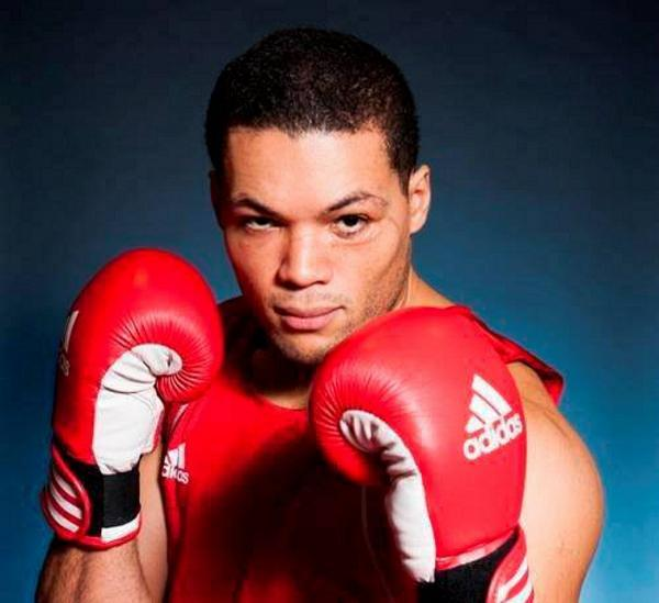 Super heavyweight: Joe Joyce beat Ross Henderson to reach the last eight of the Commonwealth Games