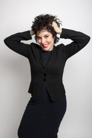 Ruby Wax: Coming to Richmond Theatre later this month