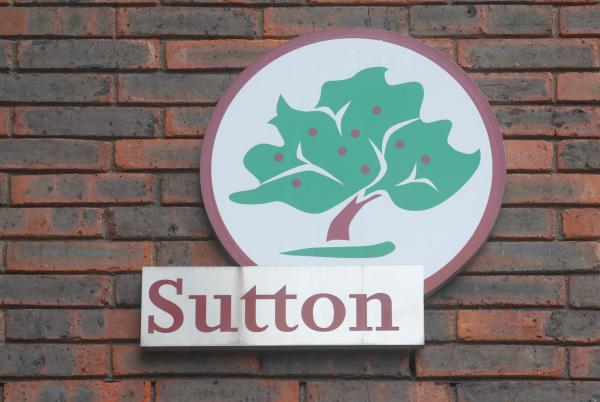 Sutton Council is warning