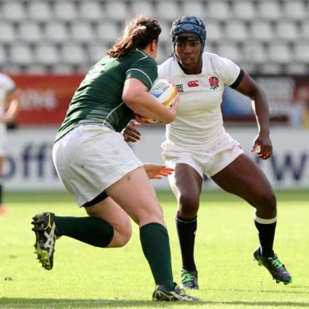 Close to glory: Margaret Alphonsi