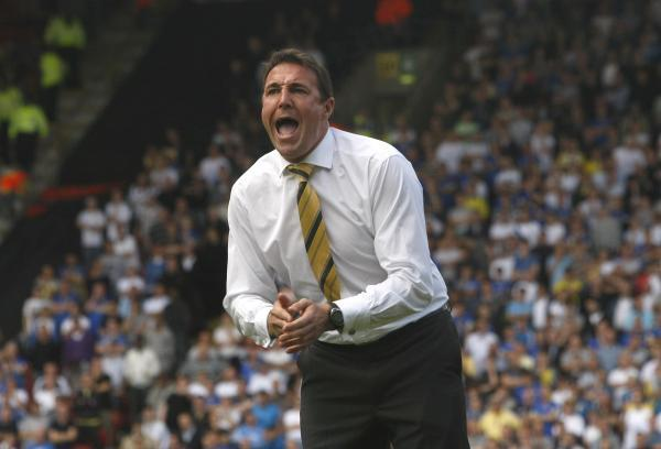 New man: Malky MacKay looks set to become Crystal Palace's fourth manager in three season