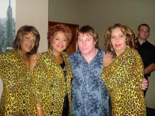 They've got the power: The Three Degrees with Tony Power