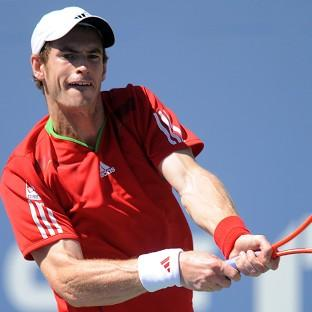 Andy Murray, pictured, was no