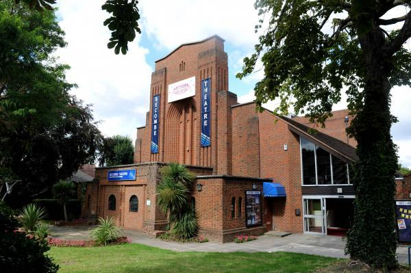 A petition has been launched to save the Secombe Theatre