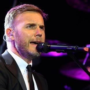 Gary Barlow was accused earlier this year of being invol