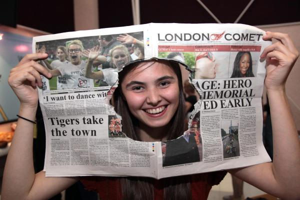 Has your school signed up to our Young Reporter scheme?
