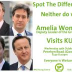Sutton Guardian: Deputy Leader of the Green Party at Kingston University