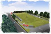 Looking ahead: Rosslyn Park's Priory Lane is to get a £1.5m facelift