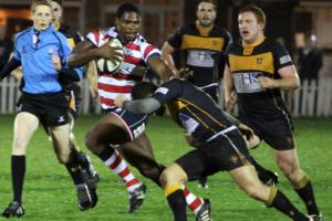 Rosslyn Park praise from fierce rivals