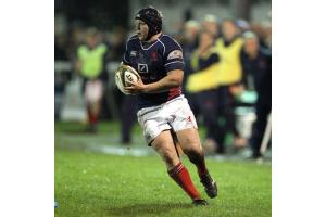 London Scottish: Kwasnicki reaches big milestone