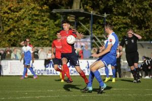 Dowson: It's the same old story for Hampton & Richmond Borough