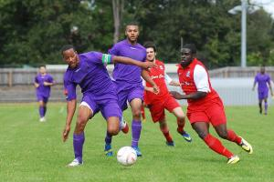 Carshalton Athletic: Skipper Sinclair can see shoots of improvement