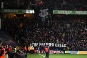 "Priced out: Crystal Palace fans demonstrate about ""Premier League greed"""
