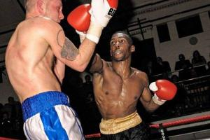 Boxing: Ashaye prepares for what?