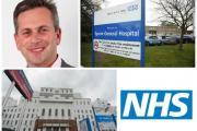 Epsom and St Helier hospitals are aiming to become a Foundation Trust, although uncertainty remains as to what will happen to hospital provision in South West London after May's General Election