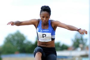 Athletics: Iheke is running all the way to Brazil 2012